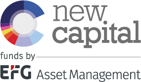 Logo EFG Asset Management / New Capital Funds